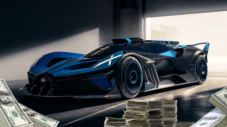 20 Most Expensive Cars In The World