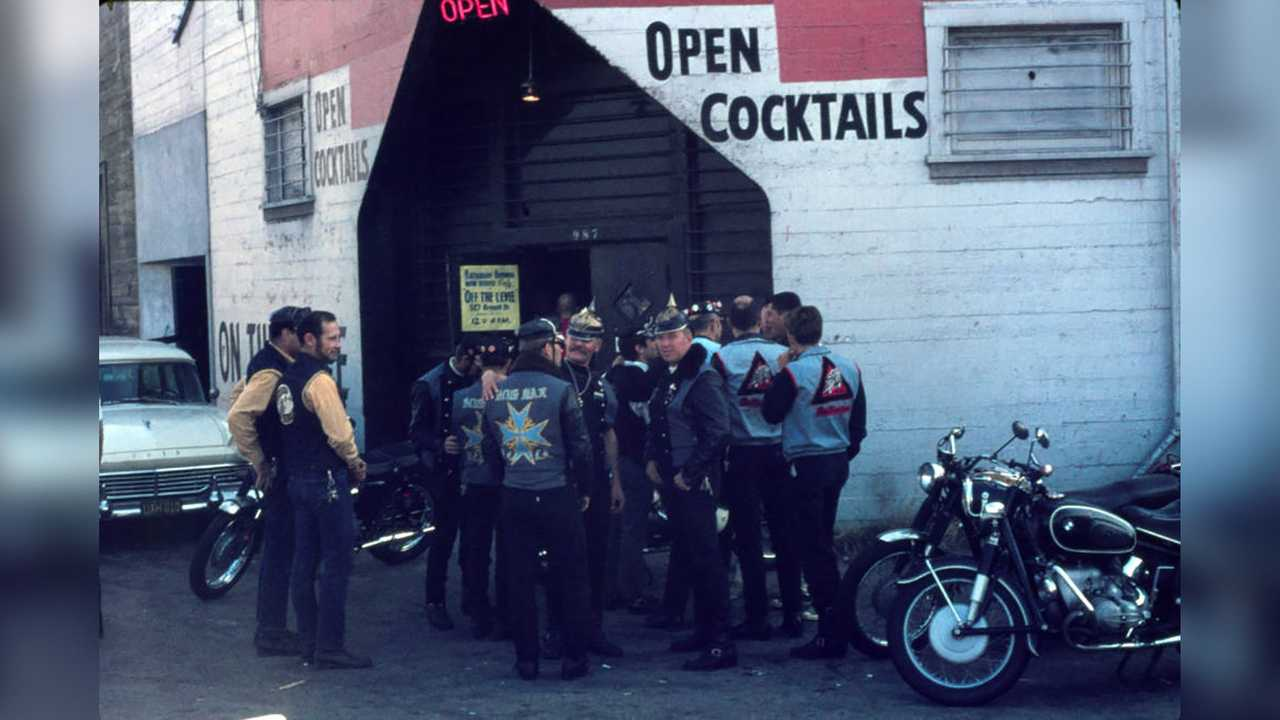 USC ONE Archive gay motorcycle clubs 3