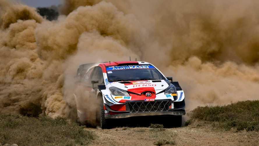 2021 Safari Rallisi: Zorlu ralliden Toyota galip çıktı