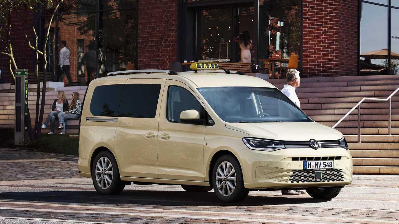 VW bringt den Caddy nun auch als Langversion Maxi auf den Markt