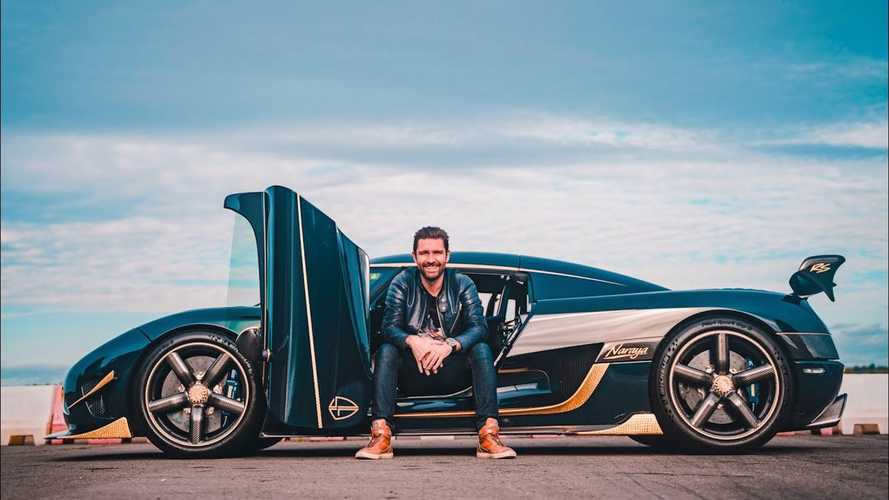 Bask In This Automotive Art Called The Koenigsegg Agera RS Naraya