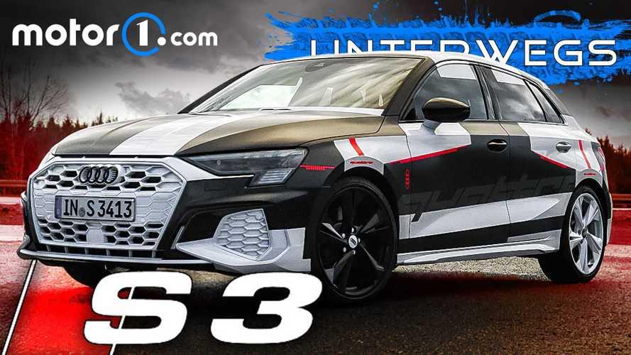 Video: Audi S3 im Test - Schaf im Wolfspelz?