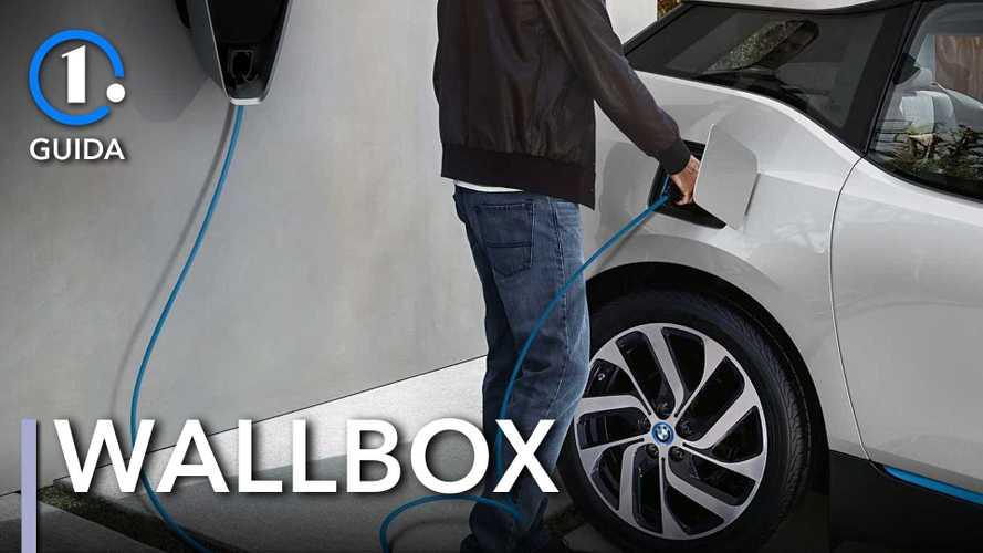 Quanto costano le wallbox per auto elettriche e come si installano