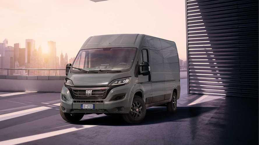Nuovo Ducato Fiat Professional, più digitale, connesso e sicuro