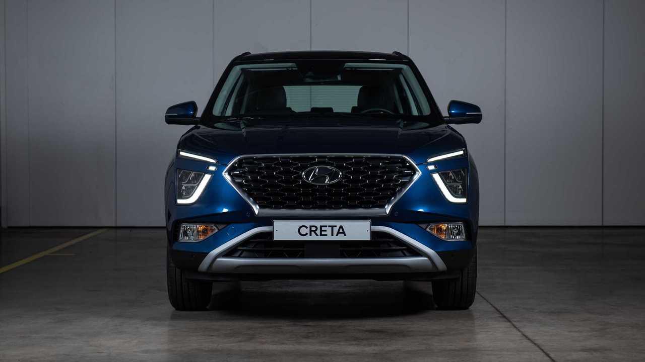 «Умную» топ-версию новой Hyundai Creta оценили в рублях