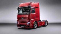 Mercedes Actros L (2021): Luxus-Laster