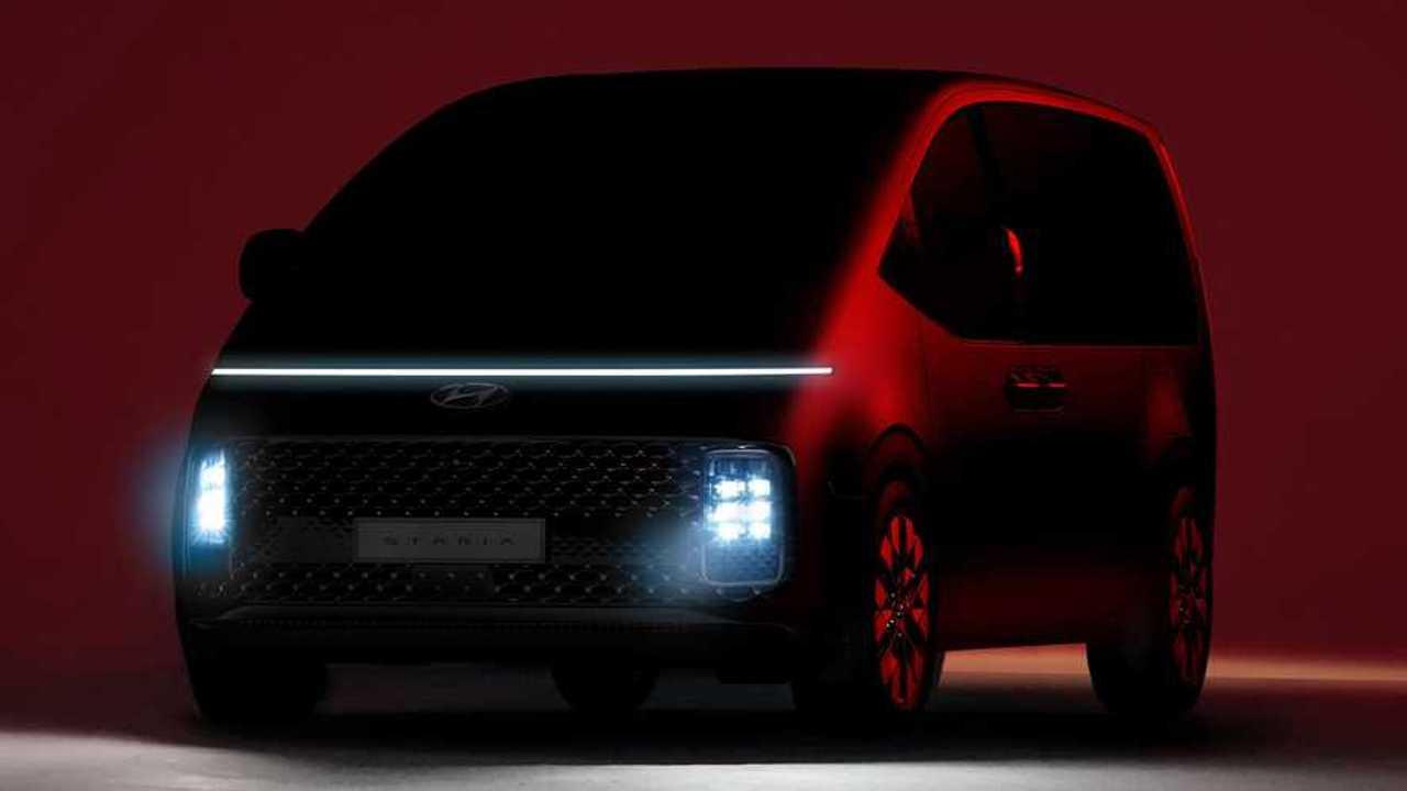 Hyundai Staria, un monovolumen de carácter premium