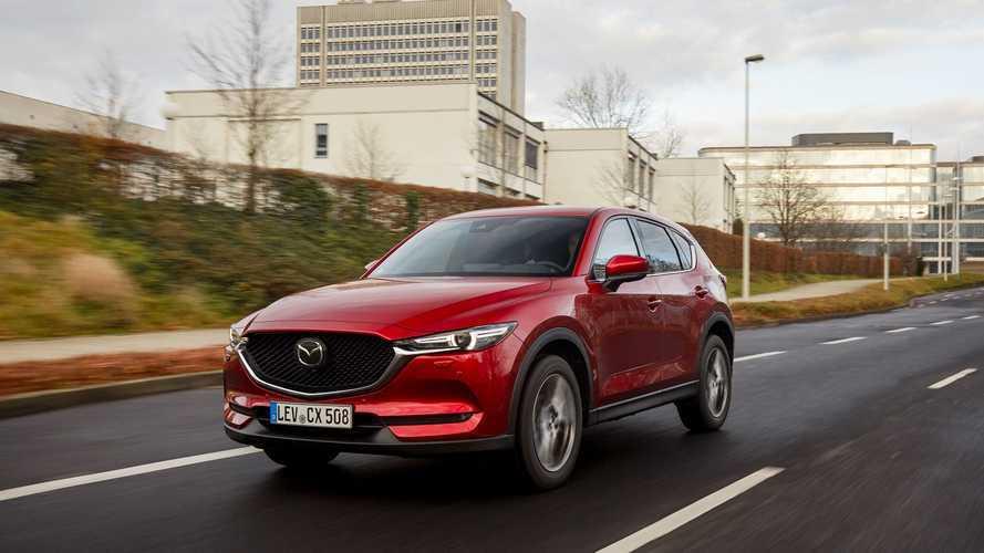 Mazda CX-5, prezzi da 33.150 euro per il Model Year 2021