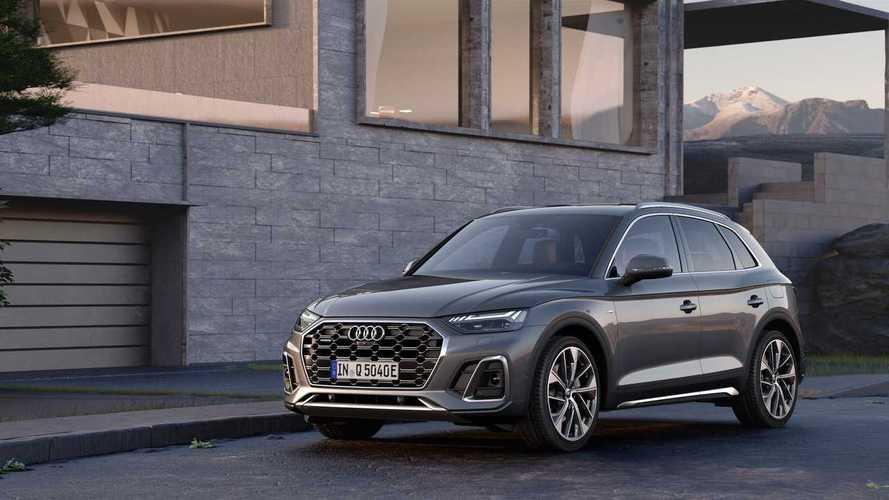 Audi Q5 restyling ibrida plug-in,  i prezzi partono da 59.750 euro