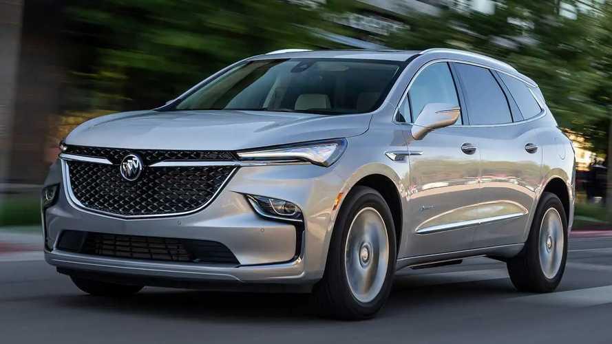 2021 Buick Enclave, bolca yeni teknoloji ile tanıtıldı