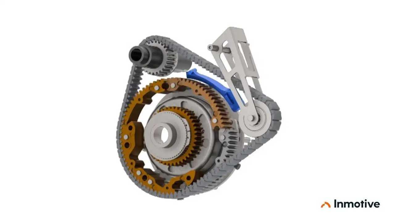 Il cambio per le auto elettriche Ingear di Inmotive
