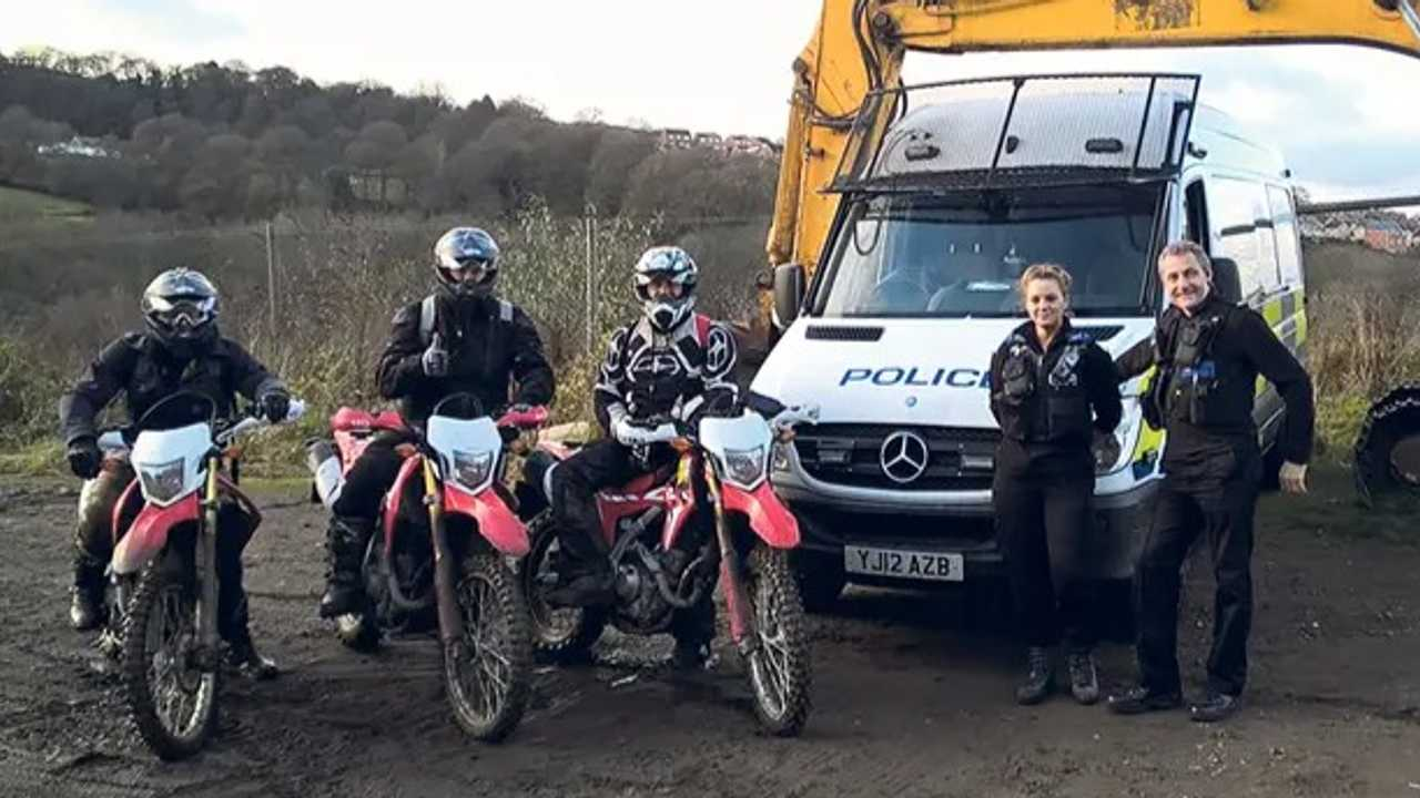 U.K. Police Deploy Drones To Catch Illegal Off-Roaders