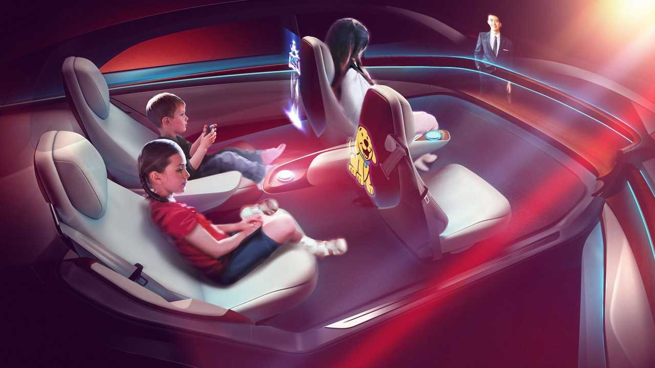 VW Project Trinity first details released