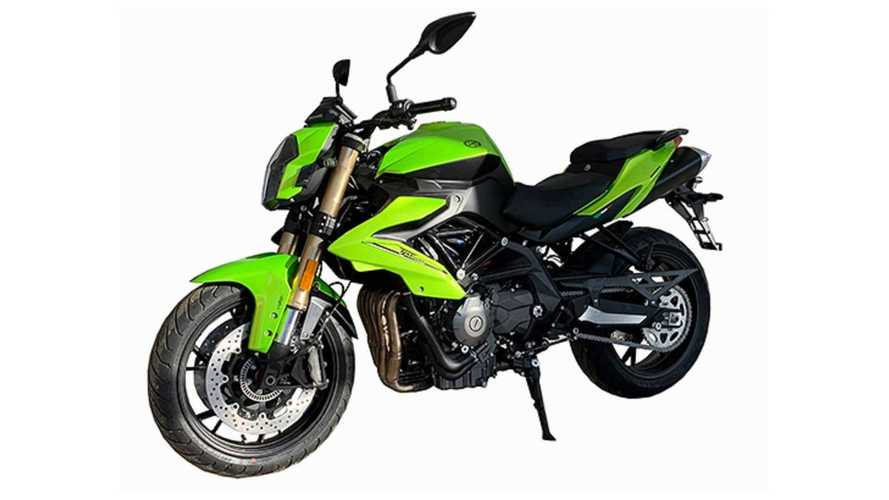 Updated Benelli TNT 600 Coming Soon