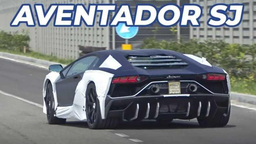 Lamborghini Aventador - Une ultime version avant les adieux ?