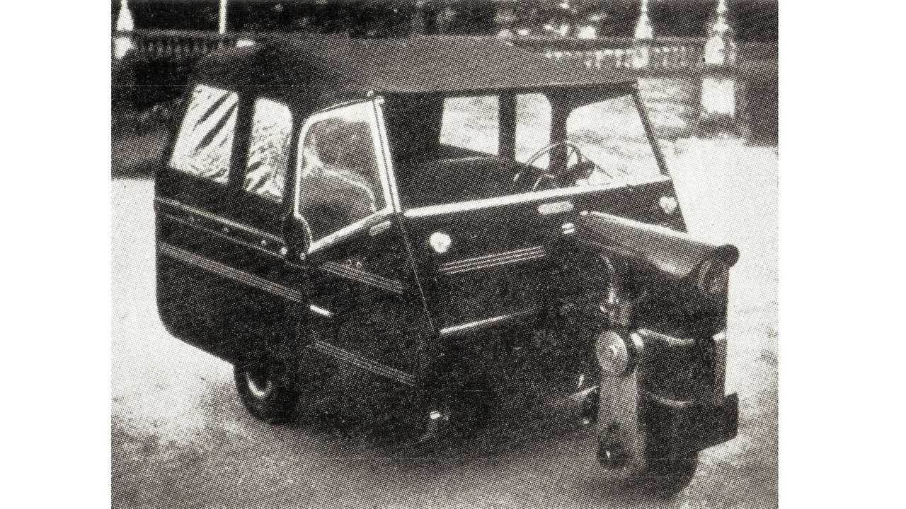 Centaurus triciclo (1956)