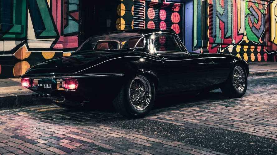 Jaguar E-Type Unleashed de E-Type UK