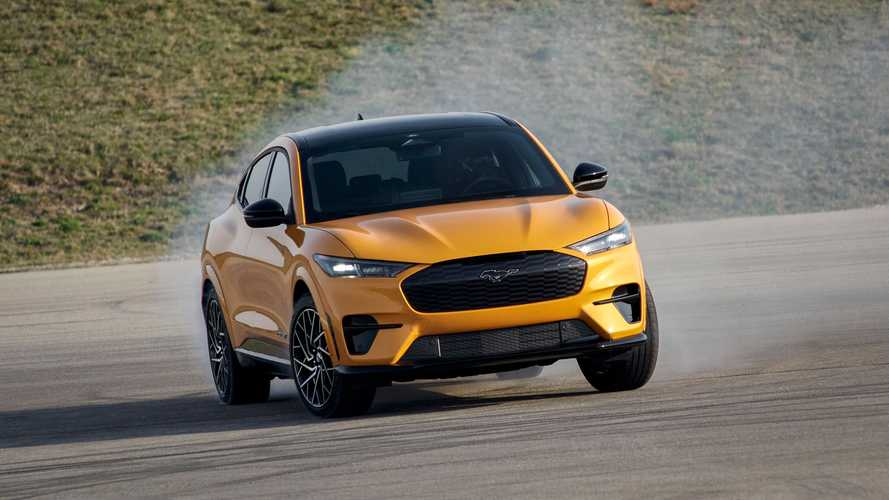 Ford Introduces Mustang Mach-E GT And GT Performance Edition