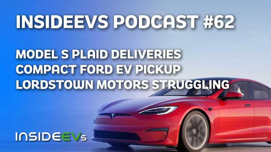 Tesla Model S Plaid Delivery Event, Ford Maverick Lightning Coming?