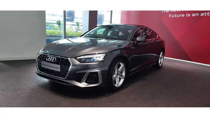 New Audi A5 Hadir dengan Eksterior Makin Sporty