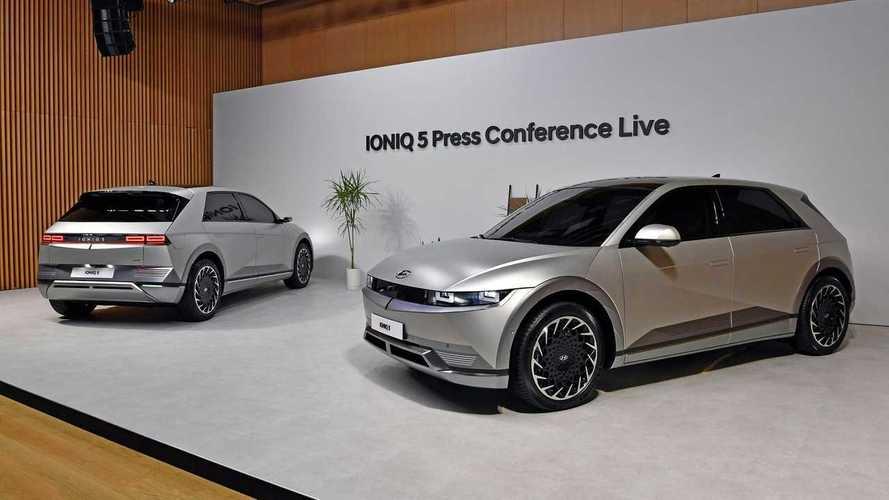 Components Shortage Will Limit Hyundai Ioniq 5 Production In April