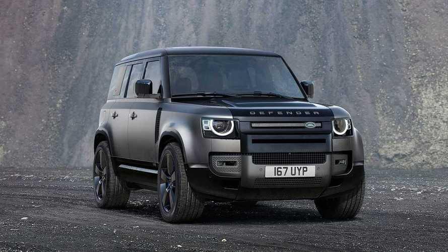 В Land Rover подтвердили выпуск трехрядного Defender