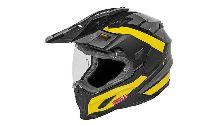 2021 Touratech Aventuro Carbon2 Plus Helmet