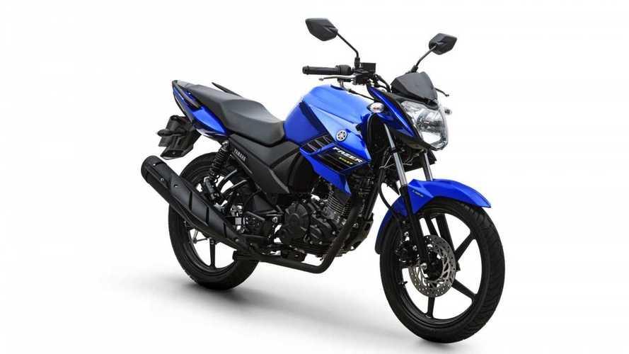 Yamaha Factor e Fazer 2022 têm novas cores a partir de R$ 11.090