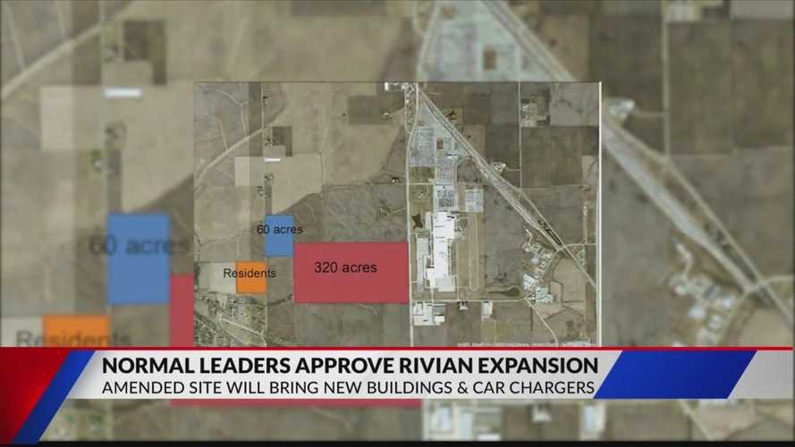 Rivian Acquires More Land To Expand Factory As Deliveries Near