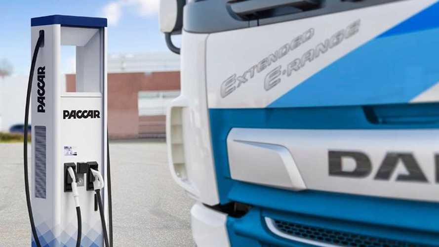 DAF Trucks lancia una gamma di sistemi di ricarica