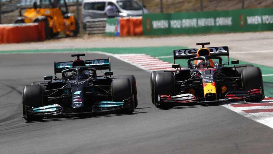 2021 Portekiz GP: Hamilton kazandı, Verstappen ikinci oldu!