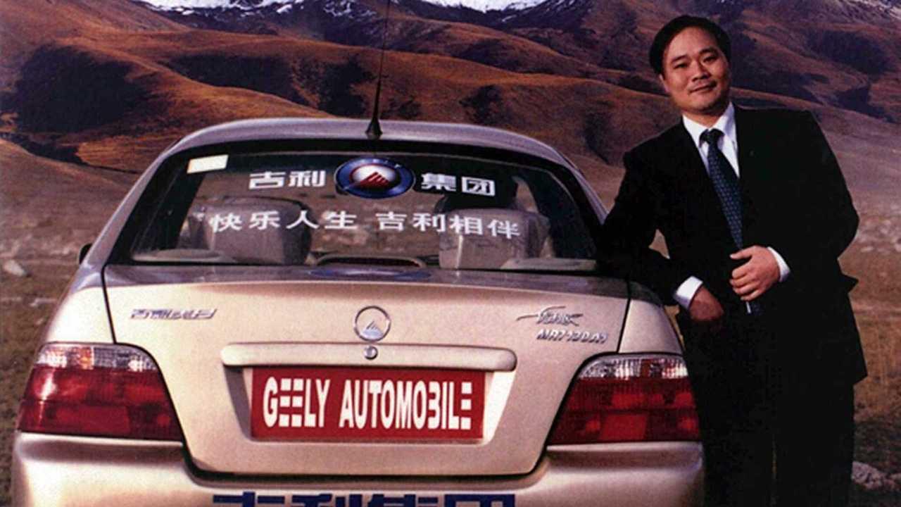 Geely, dari pembuat kulkas beralih jadi produsen mobil dunia