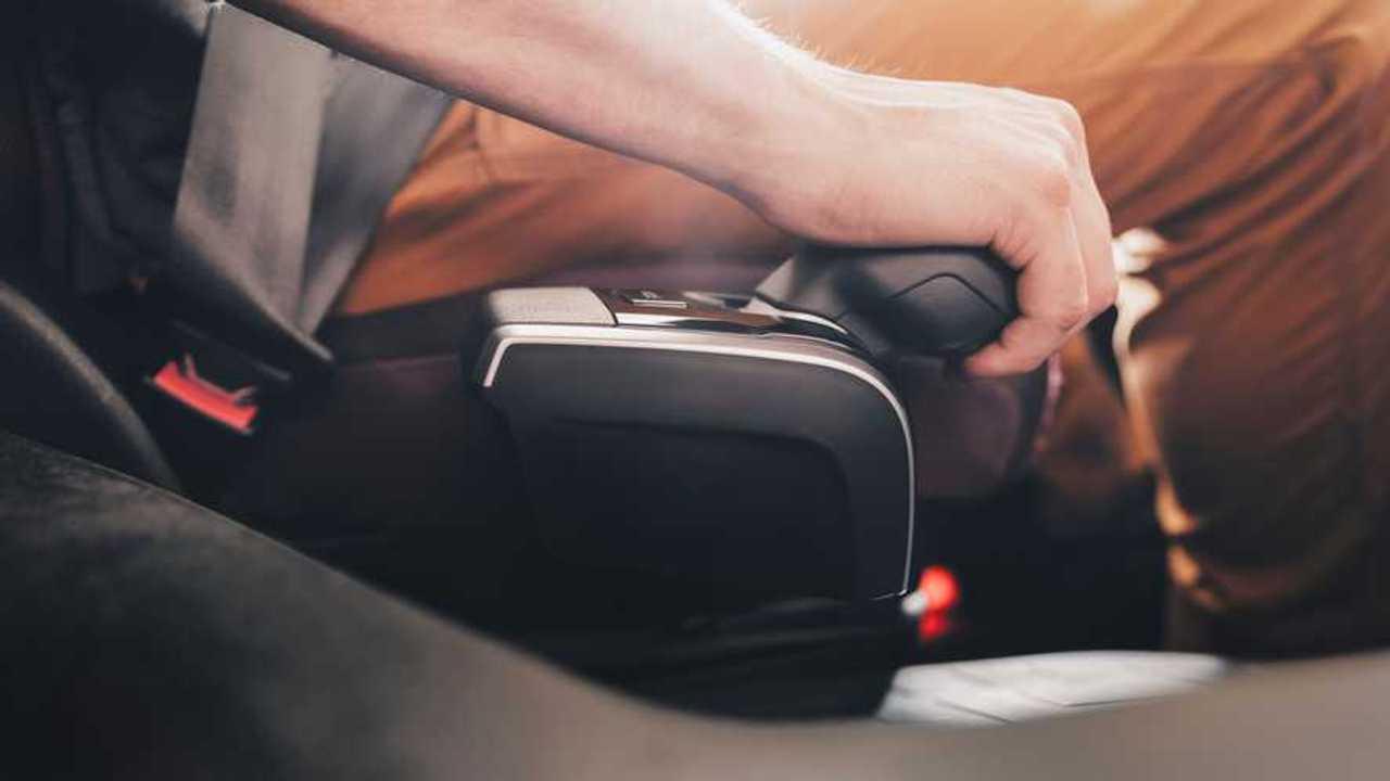 Volvo i-Shift - Il comando