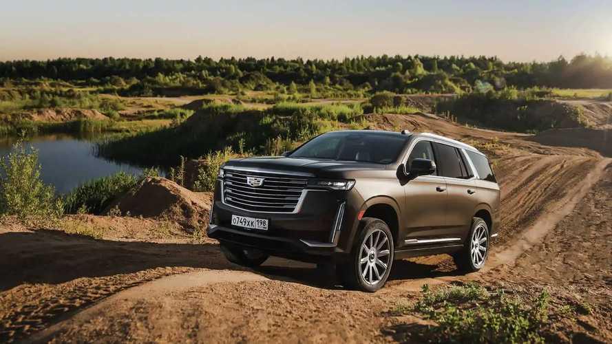 Премьера Cadillac Escalade в России