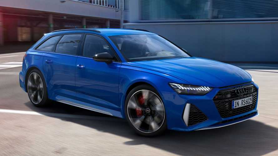 UK: Audi Sport Nogaro RS cars pay homage to 1994 Avant RS 2