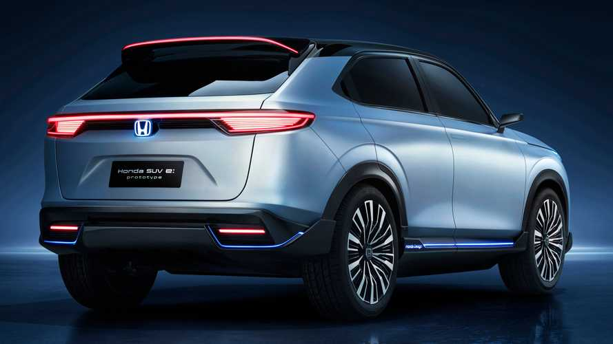 Honda SUV e:prototype y Breeze PHEV 2021