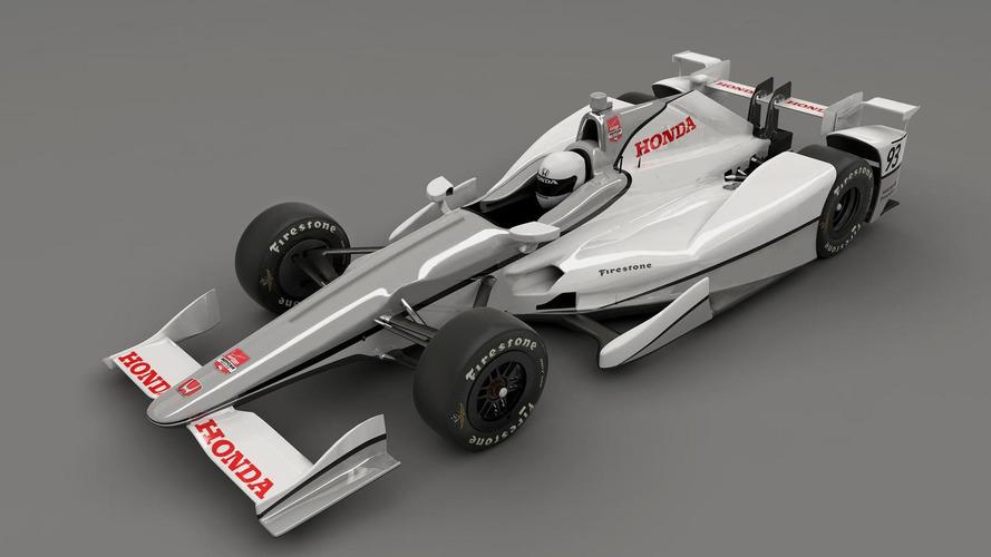 2015 Honda Speedway Aero Kit revealed for Indianapolis 500