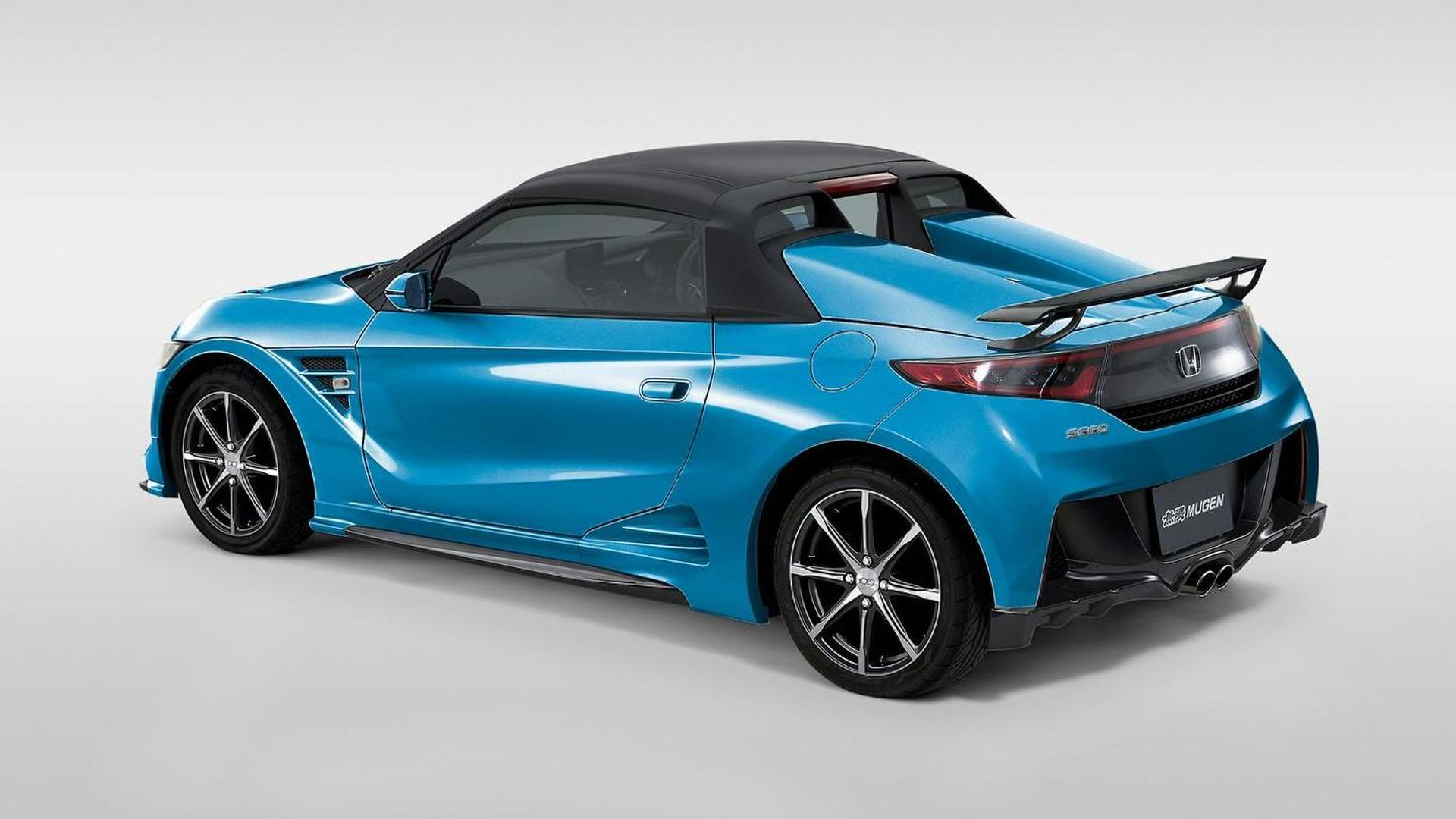 Honda S660 For Sale In Usa >> Honda S660 Type R And S1000 Reportedly Approved For Production