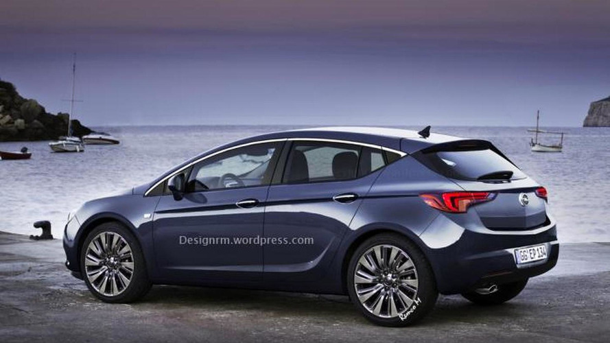 opel astra k news and reviews | motor1