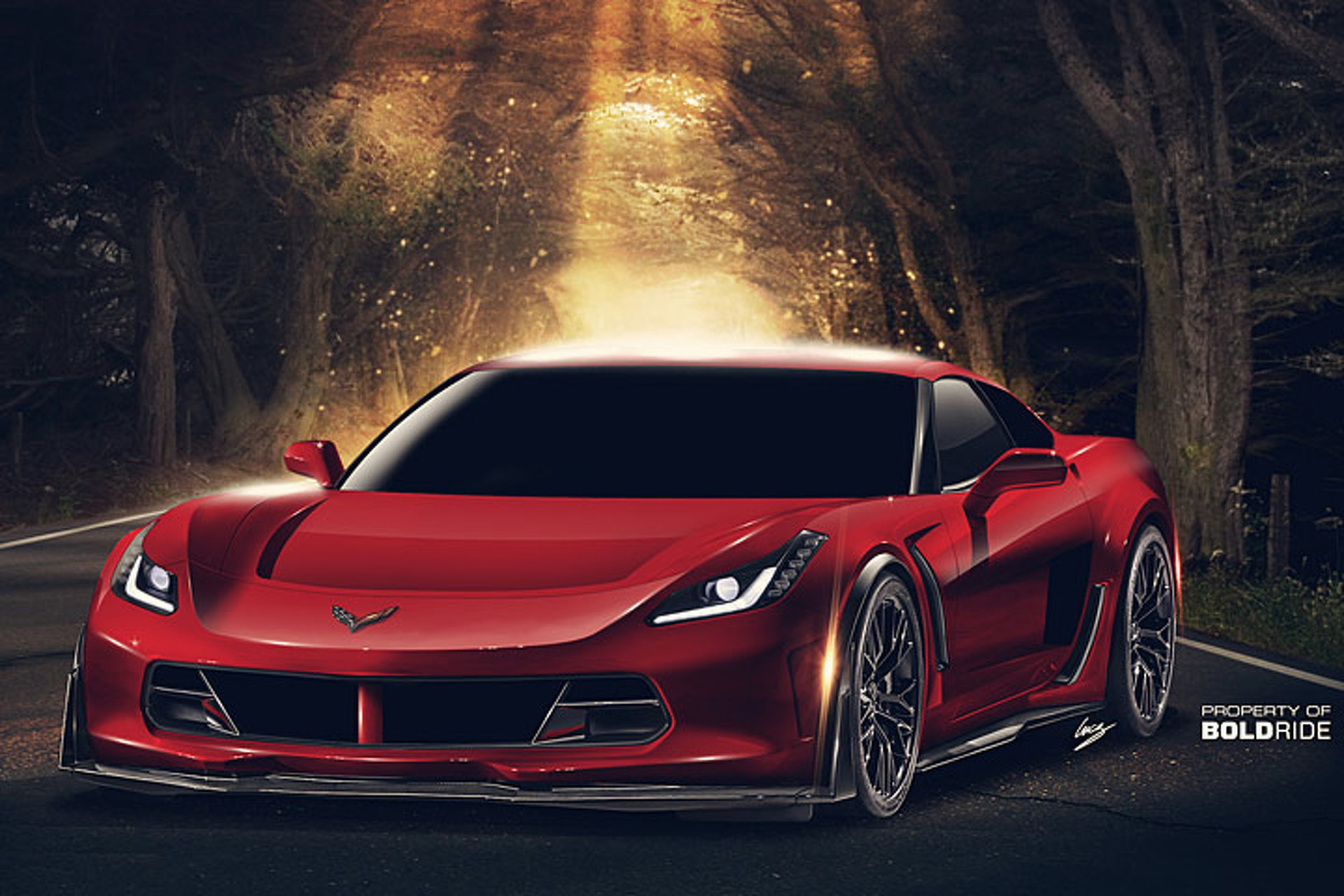 Report Says Mid Engine Corvette To Replace C7 In Late 2018