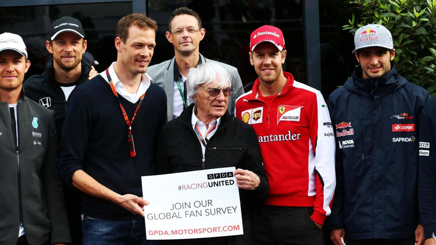 Surveys in vogue as F1 asks fans for help