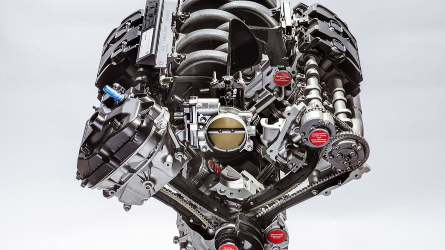 Ford Shelby GT350 & GT350R Mustangs to produce 526 bhp