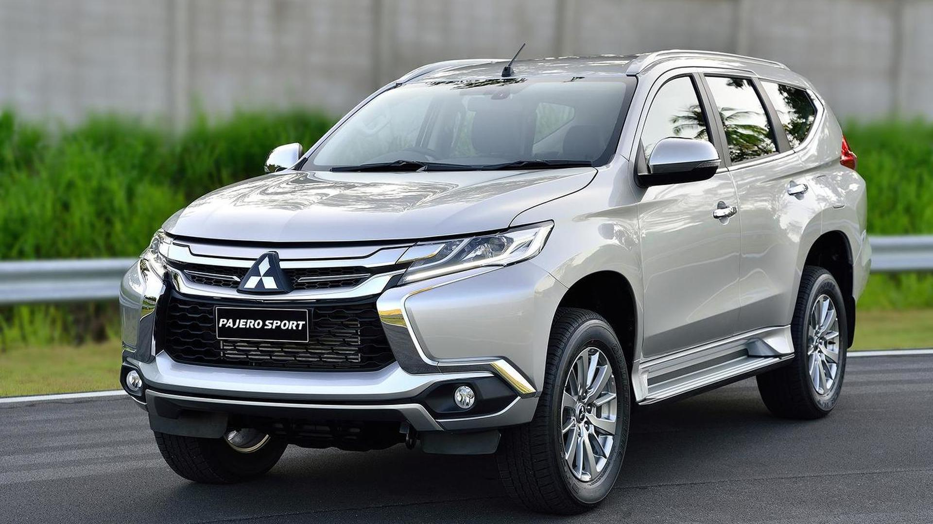 2016 mitsubishi pajero sport officially unveiled [96 photos video]New Mitsubishi Pajero 2016 #5