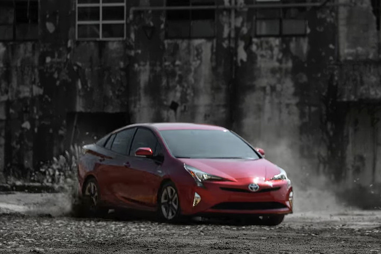 This Toyota Prius Ad Is Absurd in the Best Ways Possible