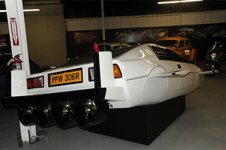 You Can Buy James Bond's Lotus Submarine for $1 Million