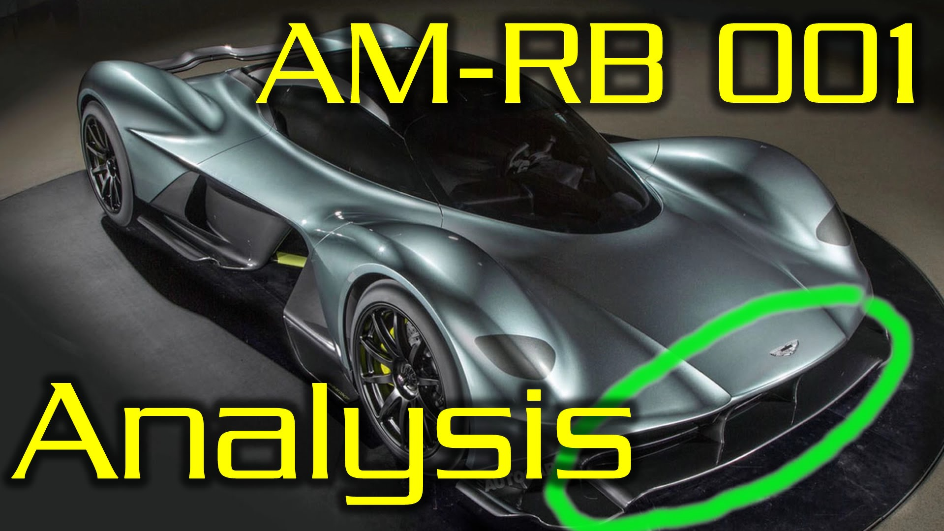 Aston Martin Am Rb001 Aerodynamics Explained