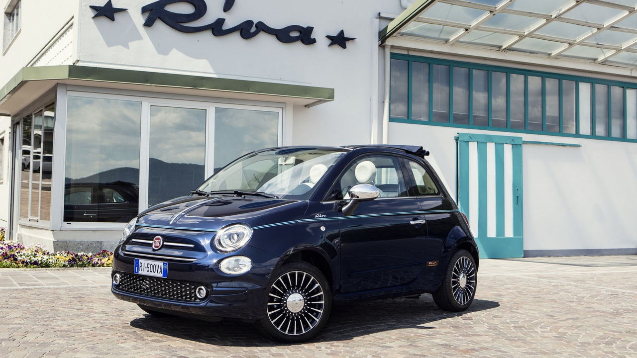 Fiat 500 Riva Revealed As Speedboat Inspired Special Edition 126 Alternator Wiring Diagram 2016