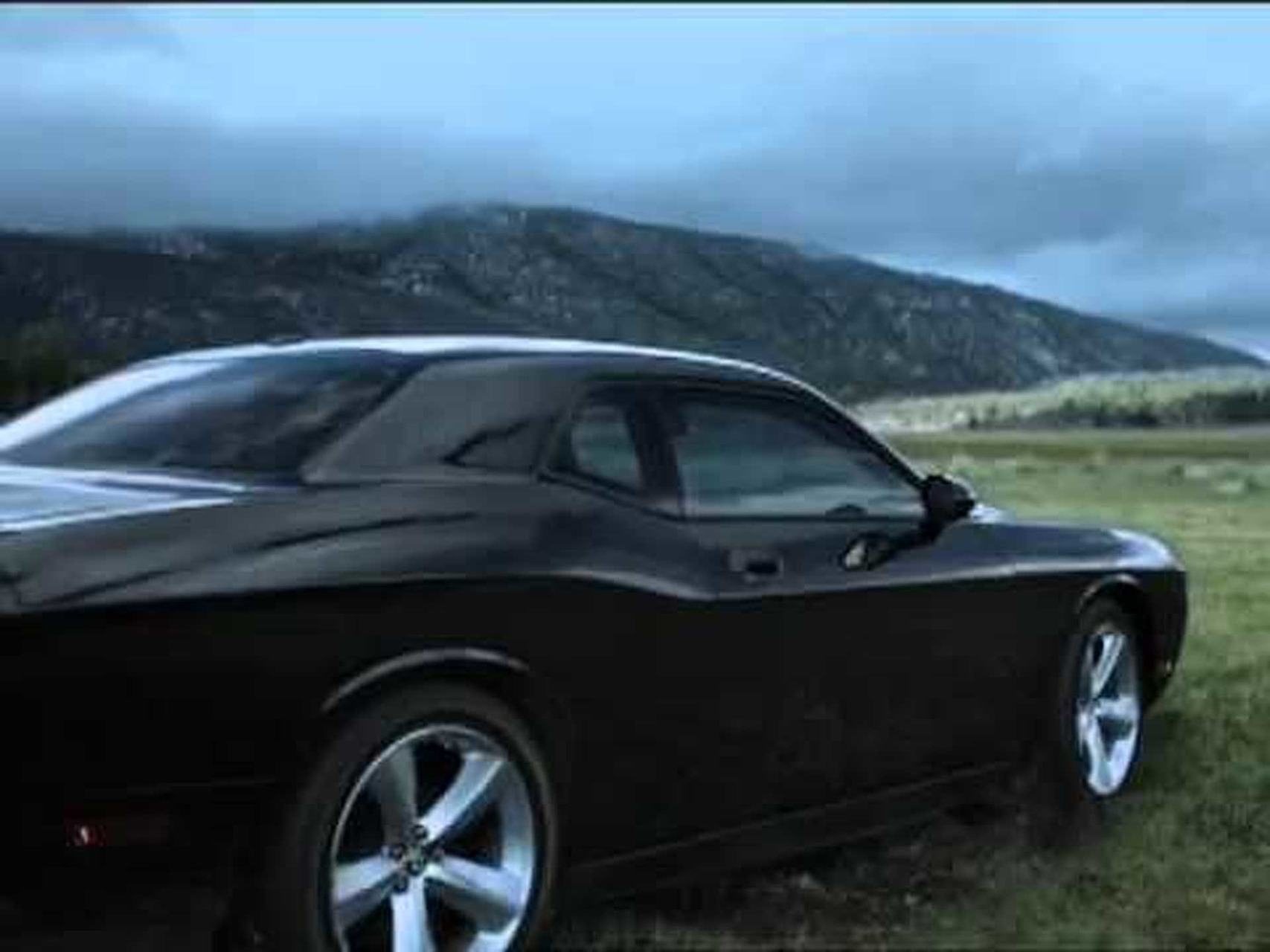 Dodge Challenger Commercial Motor1 Com Photos
