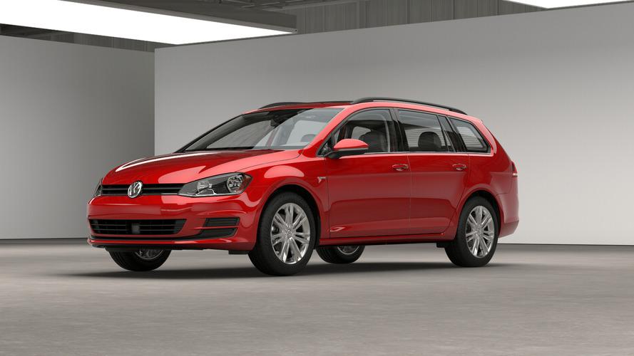 VW Golf SportWagen Limited Edition announced
