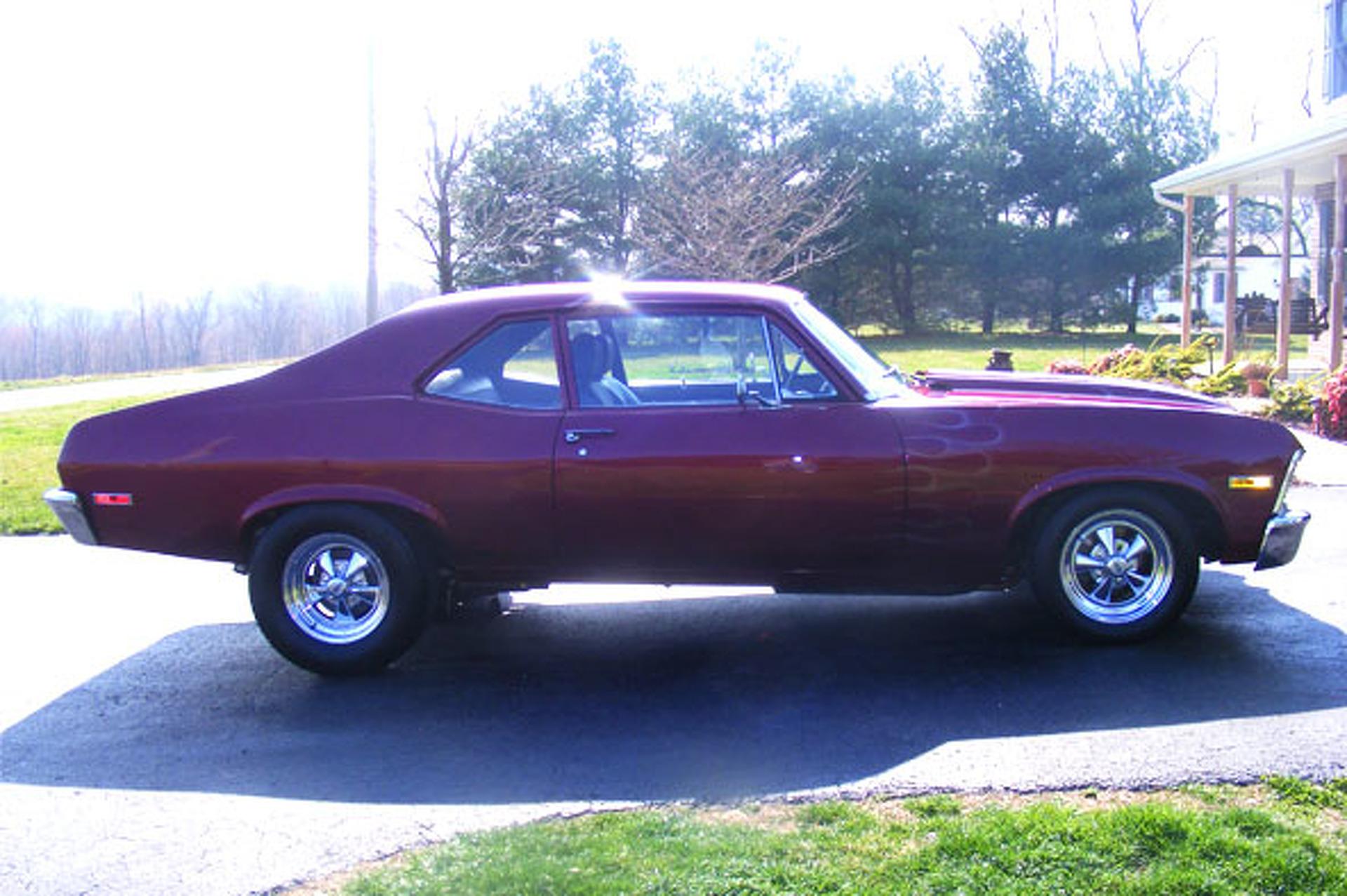Your Ride 1970 Chevrolet Nova Ss